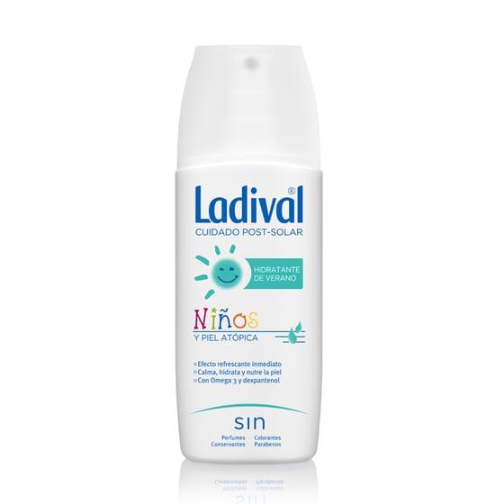 Idratante Estivo Per Bambini E Pelli Atopiche Spray 150 ml di Ladival