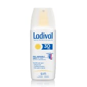 SPRAY PROTECTEUR PEAUX SENSIBLES ABSORPTION RAPIDE SPF30 150 ml Ladival