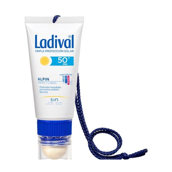 Alpin Sole E Freddo SPF50+ 20 ml di Ladival
