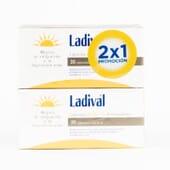 CÁPSULAS SOLARES ANTIOXIDANTES PACK 2x1 30 Caps 2 Uds de Ladival