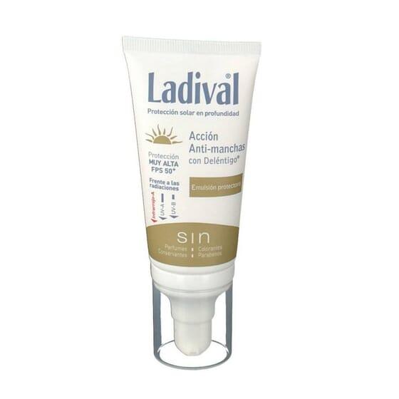 Emulsione Protettiva Antimacchie SPF50+ 50 ml di Ladival