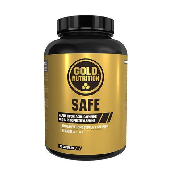 Safe 60 Caps da Gold Nutrition