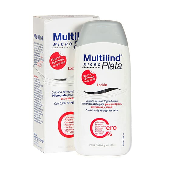MULTILIND MICROPLATA LOÇÃO 200ml