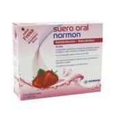 Normon Soro Oral Morango 2 Ud De 250 ml da Normon