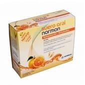 Normon Soro Oral Laranja 2 Ud De 250 ml da Normon