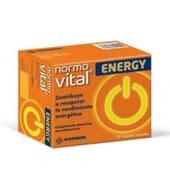 Normovital Energy 20 Frascos da Normon