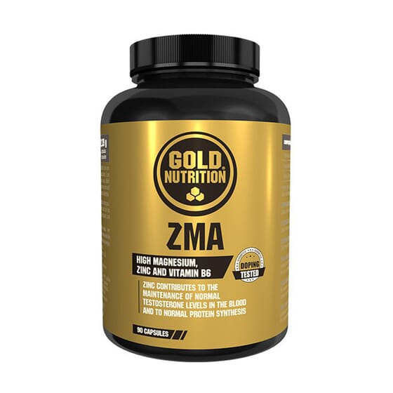 Zma 90 Caps da Gold Nutrition