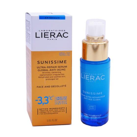 Sunissime After Sun Balsamo Riparatore Anti-età  30 ml di Lierac