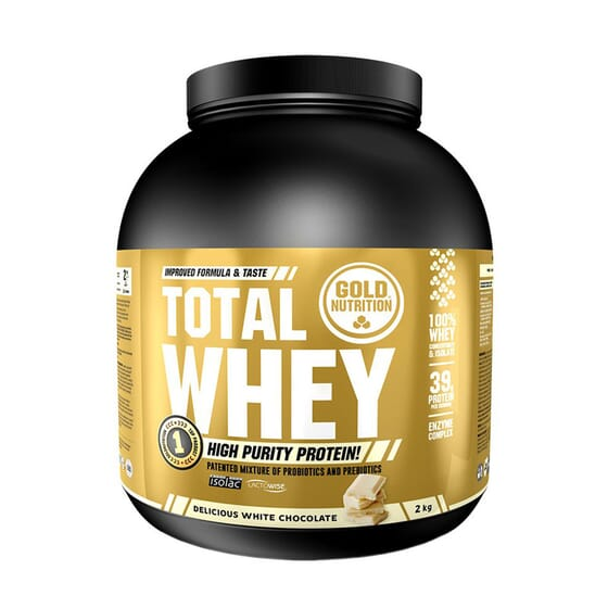 Total Whey 2 Kg da Gold Nutrition