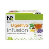 NS INFUSIONS DIGESTIVES 20 Sachets