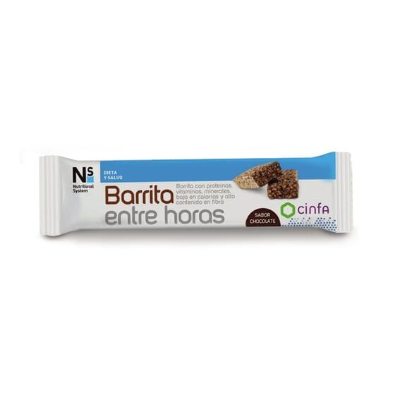 NS BARRITA ENTRE HORAS 1 Barrita de 35g