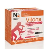 NS VITANS THERMODRINK FITNESS 14 Sobres