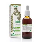 Composor 25 - Lepidium Complex Xxi 50 ml da Soria Natural