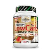 Protein Low Carb Fitness Mash Mr. Popper's 600g - Amix Nutrition
