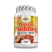 PROTEIN PUDDING CREAM MR. POPPERS 600g de Amix