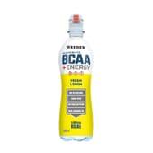 Electrolyte BCAA + Energy 500ml - Weider - Con cafeína natural