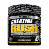 Creatine Rush 375g - Weider - Creatina monohidrato, HMB y más