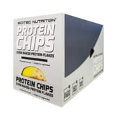 Protein Chips 6x40g - Scitec Nutrition - Snack proteico