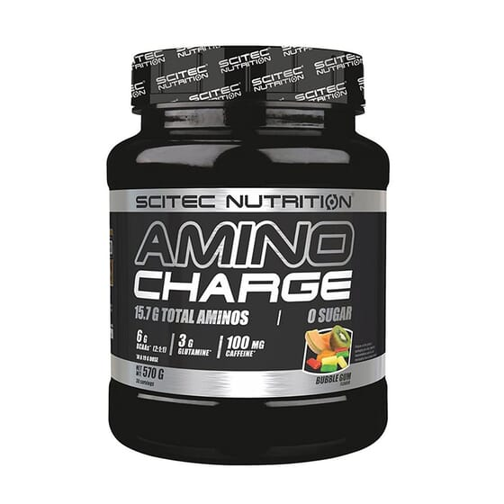 AMINO CHARGE 570g da Scitec Nutrition