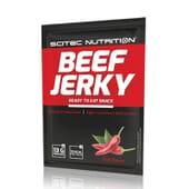 Beef Jerky 25g - Scitec Nutrition - Snack Proteico