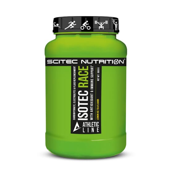 ISOTEC RACE 1800g de Scitec Athletic Line