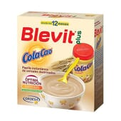 Blevit Plus con Cola Cao 300g - 5 Cereales, vitaminas y minerales