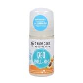 Desodorizante Ecológico Alperce E Sabugueiro Roll-On 50 ml da Benecos
