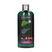 SHAMPOOING RÉPARATEUR INTENSE GINGKO BIO 250 ml de Logona