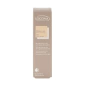 MAQUILLAJE NATURAL FINISH 02 LIGHT BEIGE 30ml de Logona