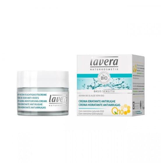 LAVERA CRÈME HYDRATANTE ANTI-RIDES Q10 50 ml