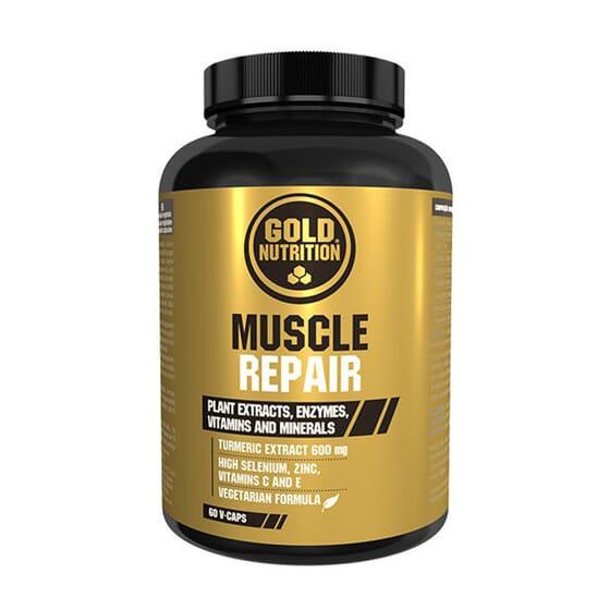 MUSCLE REPAIR 60 VCaps de Gold Nutrition
