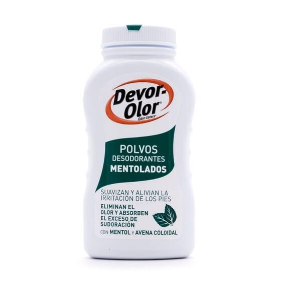Pós Desodorizantes Mentolados 100g da Devor-olor