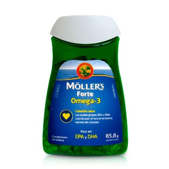 MOLLERS FORTE OMEGA 3 60 Caps