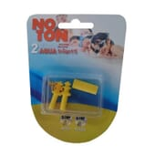 Noton Aqua Tampões Silicone Infantil 2 Ud da Noton