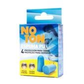 Noton Bouchons en Mousse Pu pour les Oreilles 4 Unités - Protège
