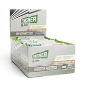 FINISHER BARRITA PROTEICA CHOCOLATE CON LECHE 20 Barritas de 40g