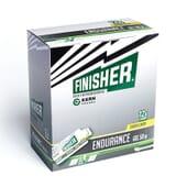 FINISHER ENDURANCE GEL ÉNERGÉTICO LIMÓN 50g 12 Geles de Finisher