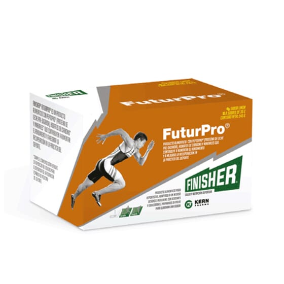 FINISHER FUTURPRO 8 Sobres de 30g
