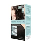 COLOUR CLINUANCE TINTE CABELLO DELICADO 3.0 CASTAÑO OSCURO 170ml de Clearé Institute