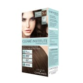 Colour Clinuance Tinta Cabelo Delicado 5.0 Castanho Claro 170 ml da Cleare Institute