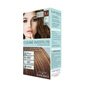 COLOUR CLINUANCE TINTE CABELLO DELICADO 5.3 CASTAÑO CLARO DORADO 170ml de Clearé Institute