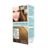COLOUR CLINUANCE TINTE CABELLO DELICADO 6.3 RUBIO OSCURO DORADO 170ml de Clearé Institute
