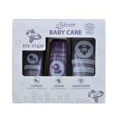 BABY CARE ECO KIT DE VIAJE  1 Packs de E'lifexir
