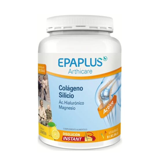 EPAPLUS ARTHICARE COLÁGENO SILICIO 334g