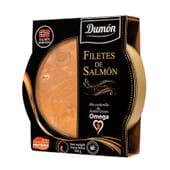Filetes de Salmón Noruego Gourmet en su Jugo 100g - Dumon