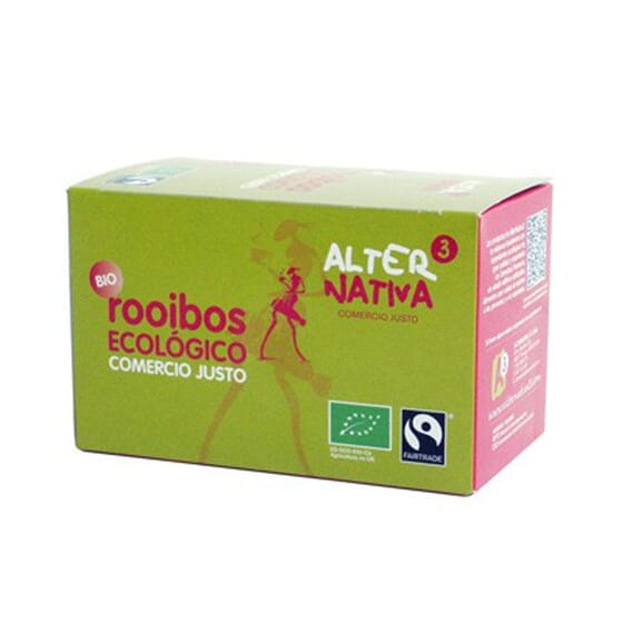 INFUSION ROOIBOS BIO 20 Infusiones de Alternativa 3