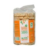 Tortitas De Arroz E Quinoa Bio 110g da Alternativa3