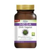 MEGA DHA VEGETAL 50 Perlas de Dietisa