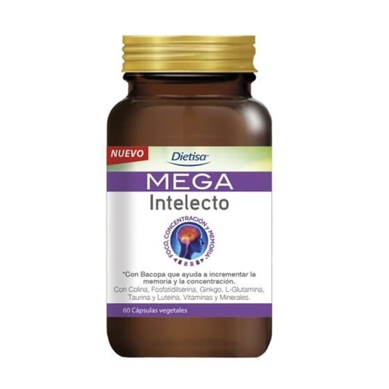 MEGA INTELECTO 60 Caps de Dietisa