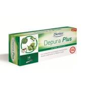 DEPURA PLUS 14 Fioles de 10 ml